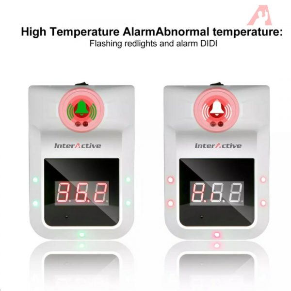 FEVER & MASK DETECTION Infrared Themometer